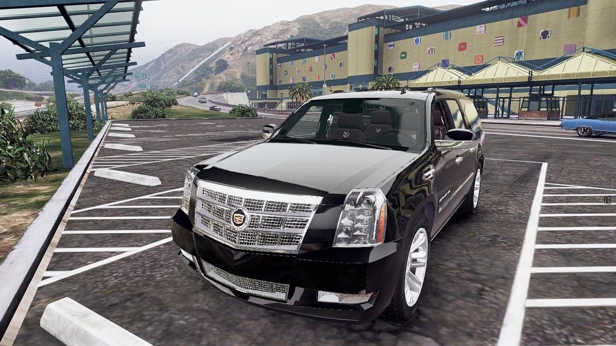 Cadillac Esclade - nejhorší auta