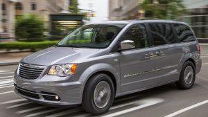 Chrysler Town & Country - nejhorší auta