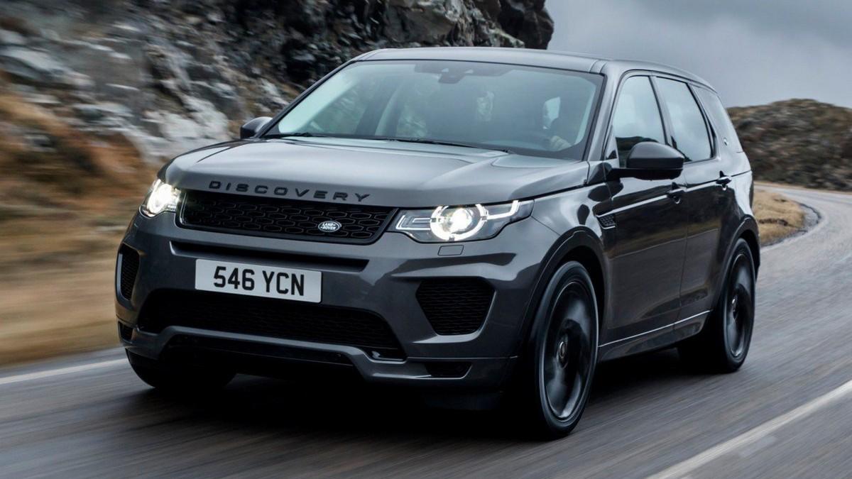 Land Rover Discovery Sport - nejhorší auta