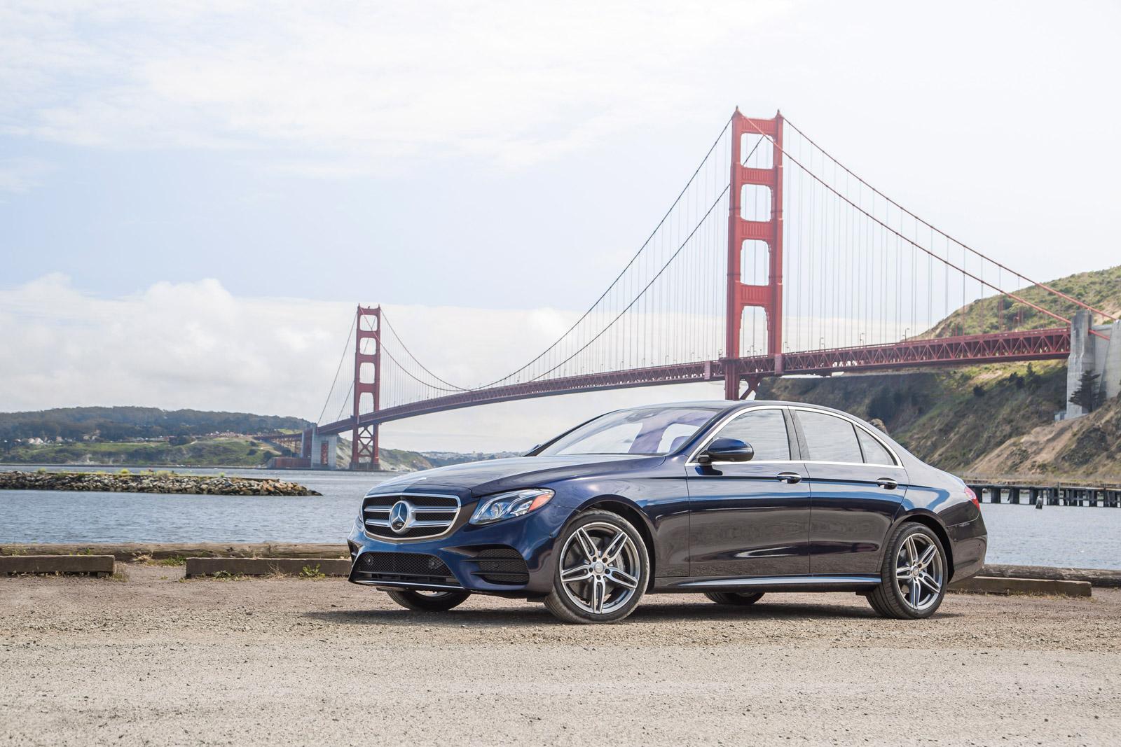 Mercedes Benz třída E