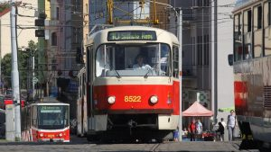 Řidič tramvaje
