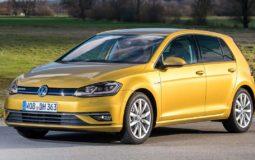 Volkswagen Golf MK8 2019