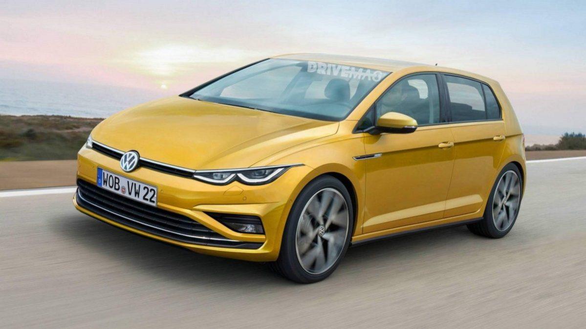 Volkswagen Gold MK8 - rok 2019