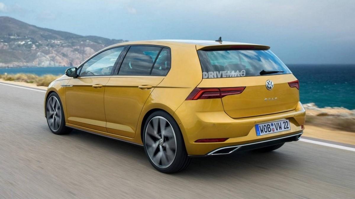 VW MK8 2019