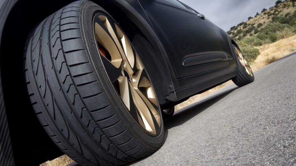 Jak má vypadat pneu