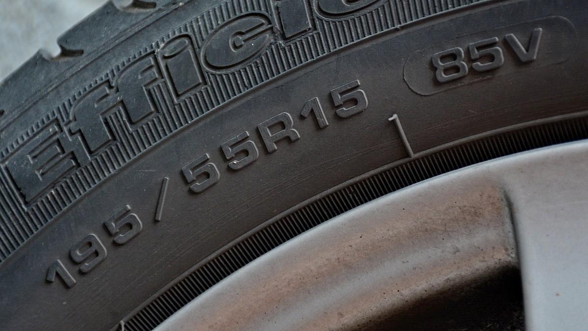 Značení pneumatiky