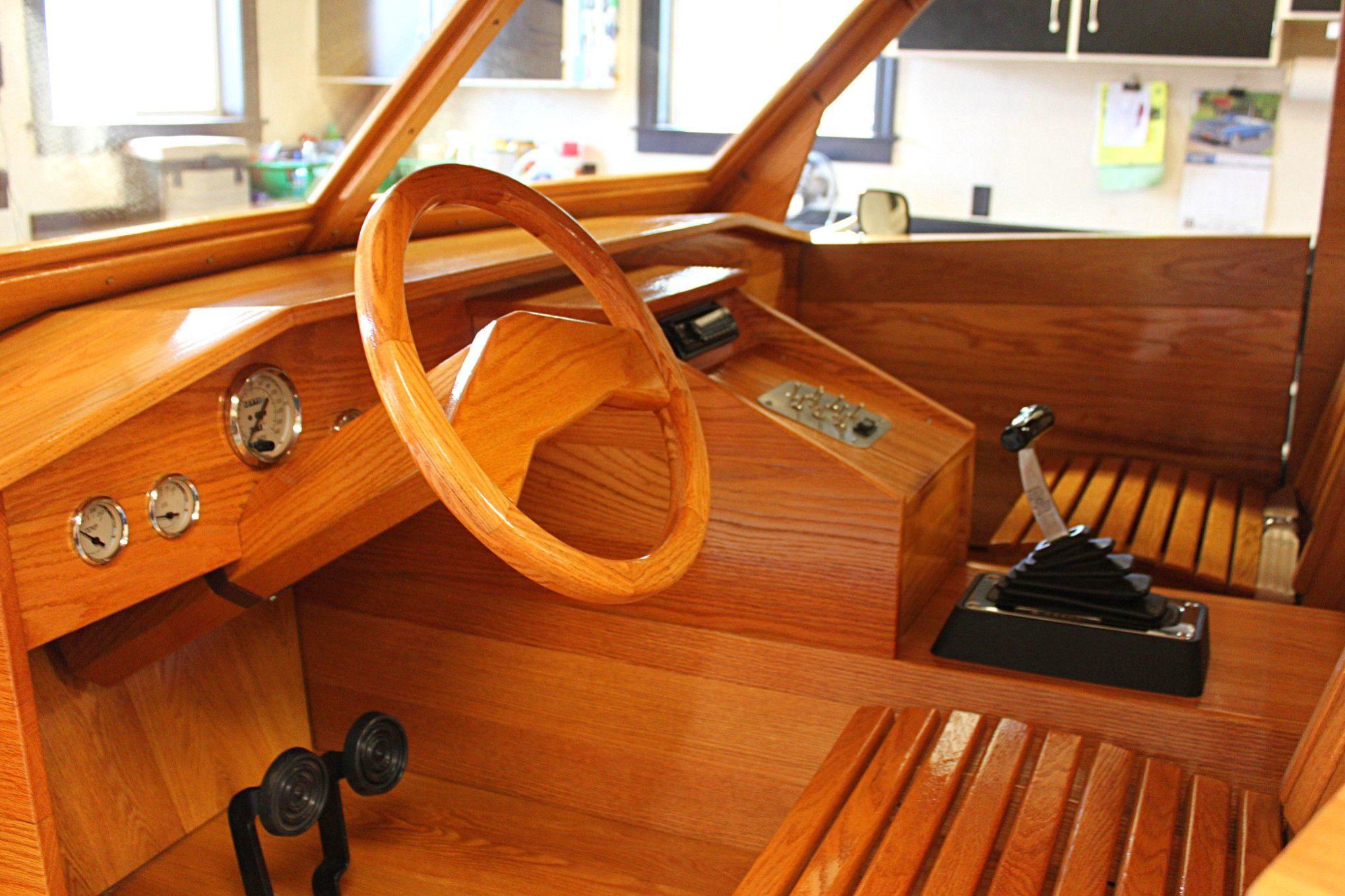 Tenhle Kutil Vyrobil Dřevěn 253 Ford Pickup AutoŽivě