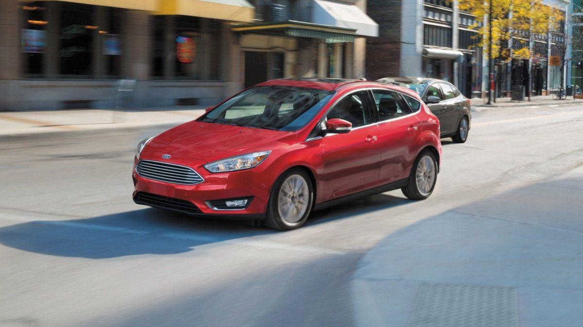 Ford Focus 2018 hatchback