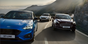 Ford Focus 4. generace 2018