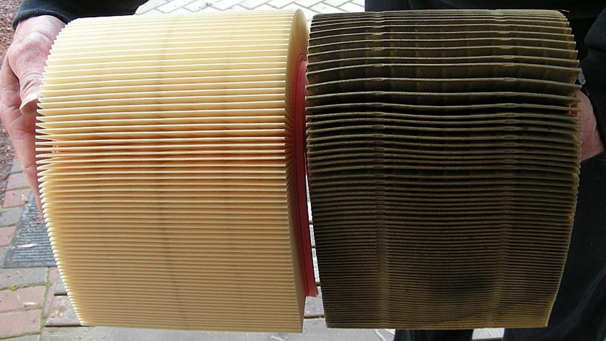 Jak měnit vzduchový filtr