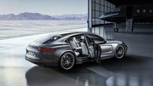 Luxusní auto - Porsche