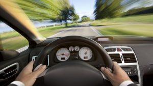Šetření paliva správnou rychlostí