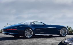 Mercedes-Benz Maybach 6 Cabriolet