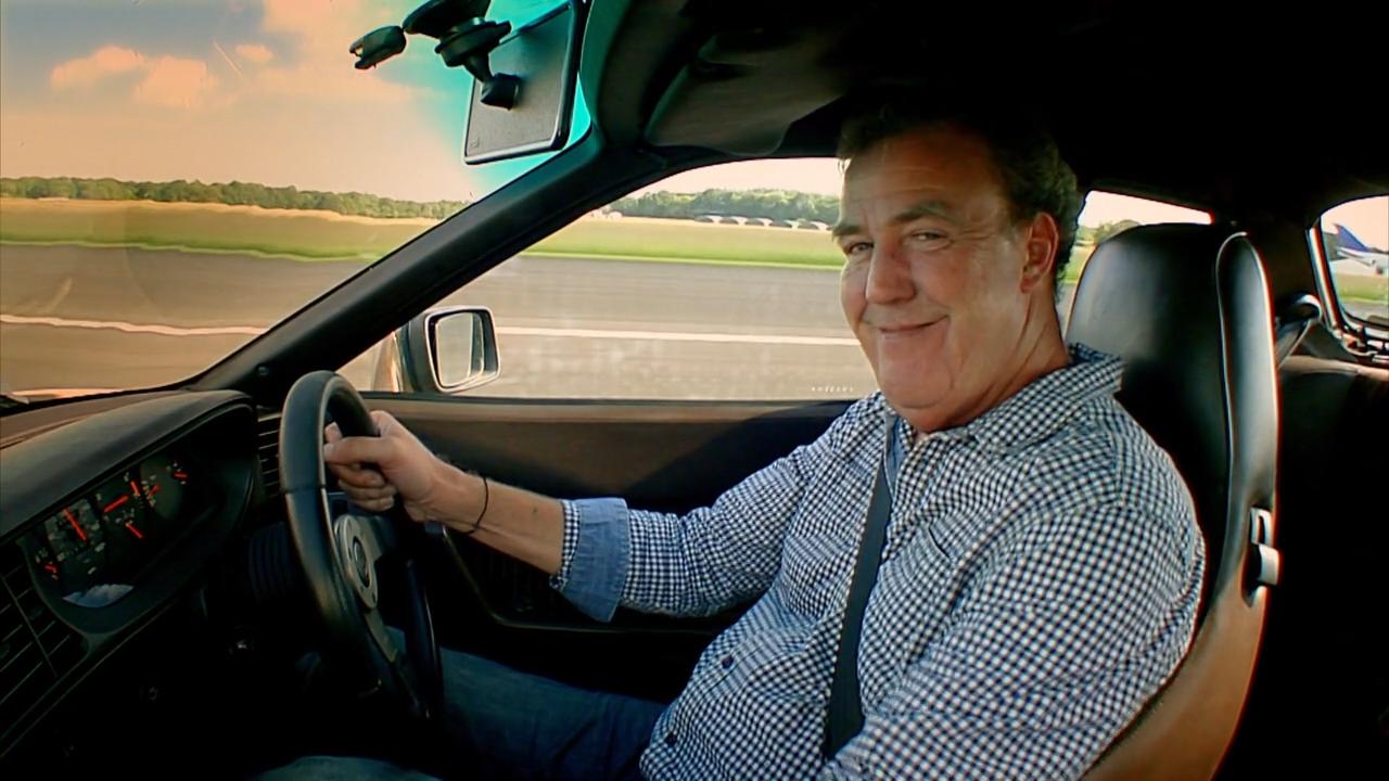 Nejhorší auta podle Jeremyho Clarksona