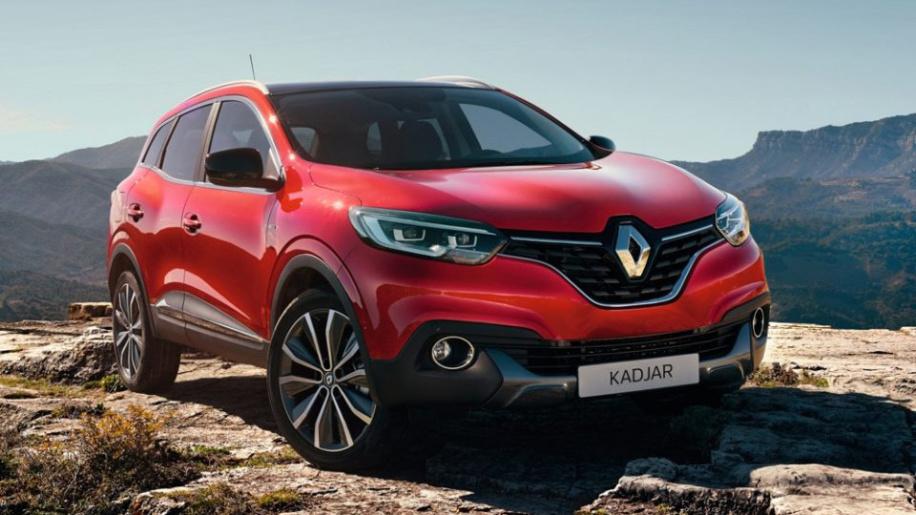 Renault Kadjar Signature Nav - nejhorší auta světa