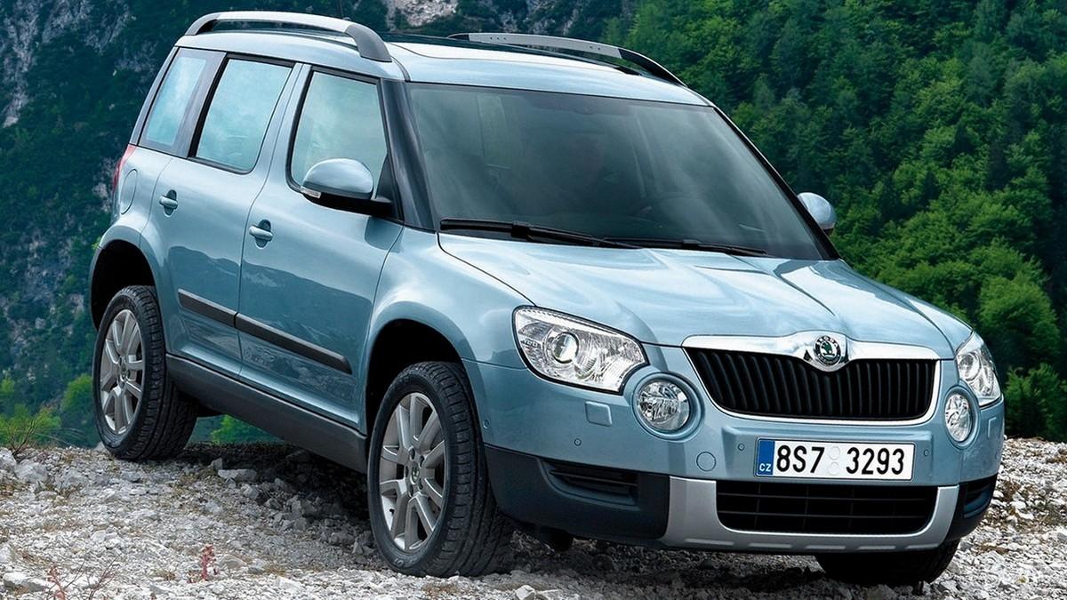 Škoda Yeti - spolehlivé SUV