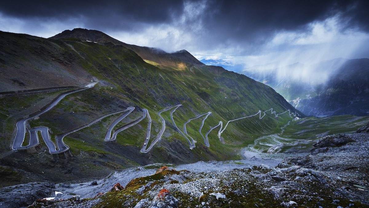 Passo Dello Stelvio - nejšílenější silnice světa