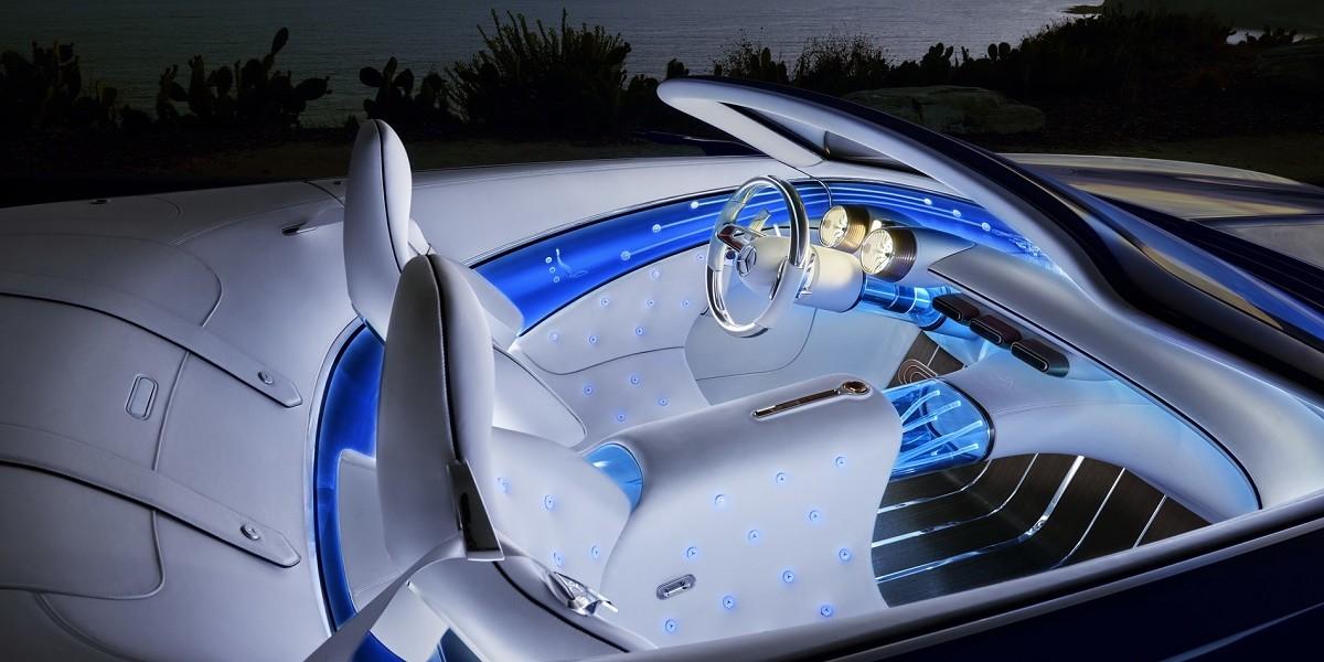 Mercedes-Benz Maybach 6 Cabriolet -