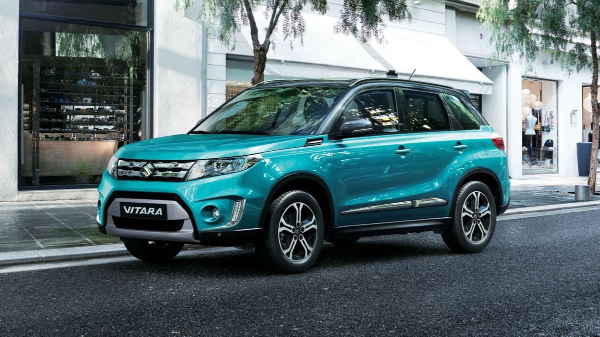 Suzuki Vitara - spolehlivé SUV