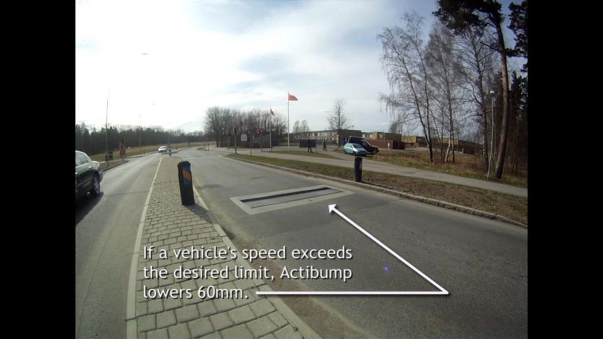 Trest za překročení rychlosti