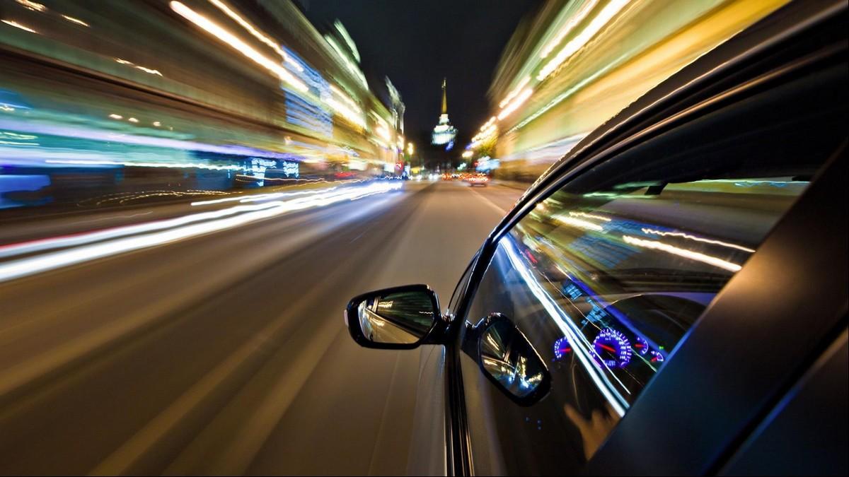 Vliv rychlosti auta na spotřebu