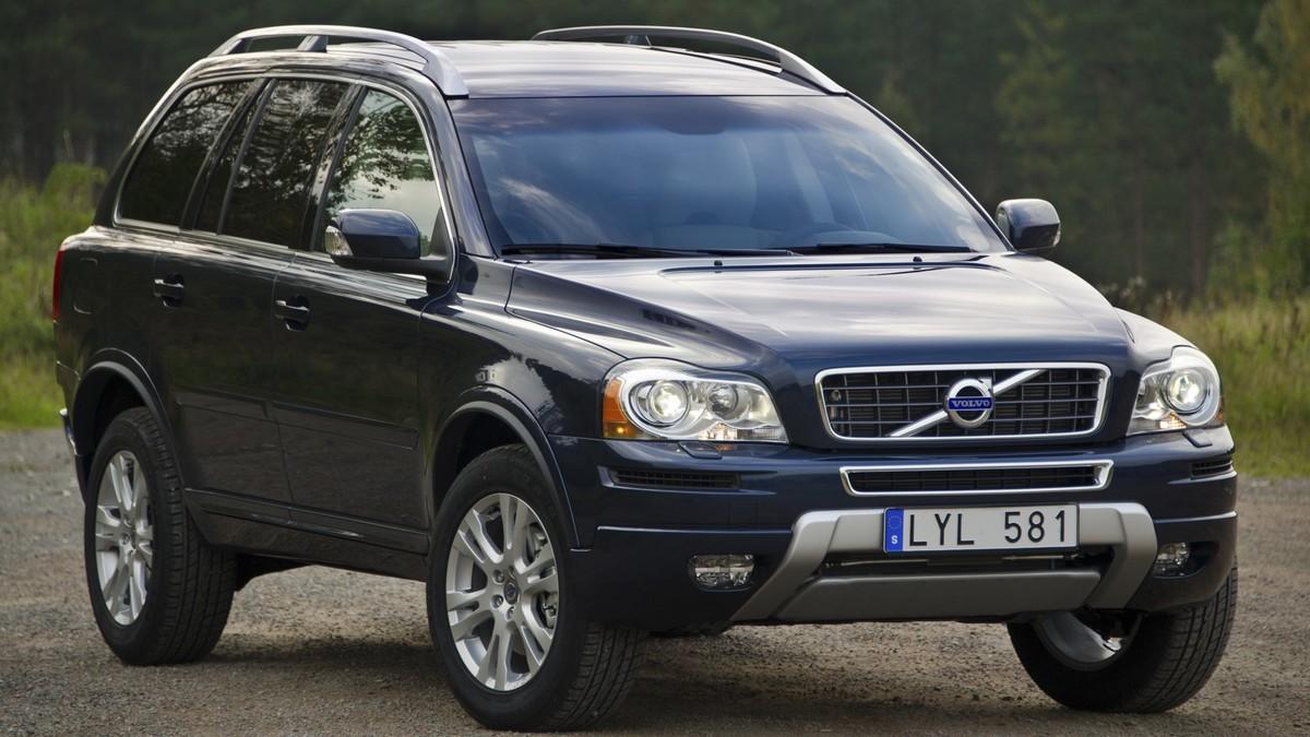 Volvo XC90 - spolehlivé SUV