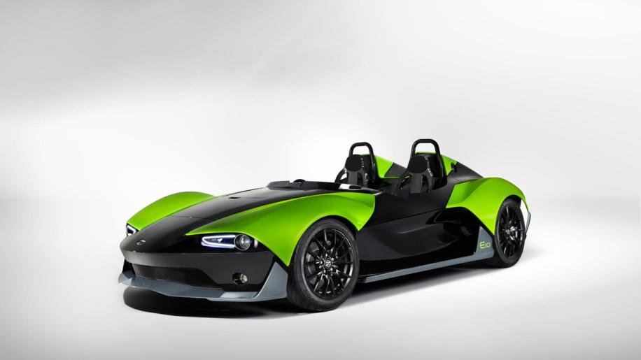 Zenos E10S - nejhorší auta světa