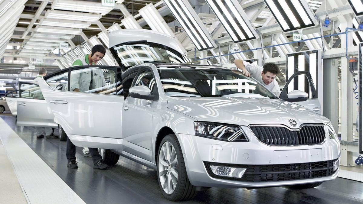 Škoda Auto - cena výroby