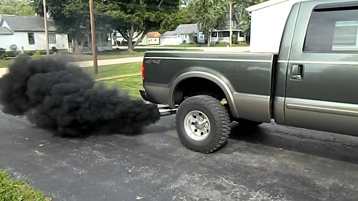 Diesel končí, znečišťuje ovzduší