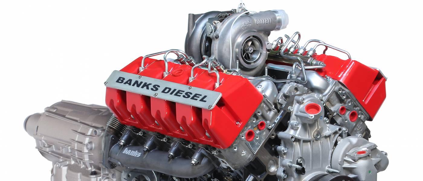 Dieselový motor - konec