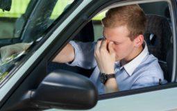 Jak neusnout za volantem