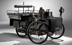 Nejstarší auta světa