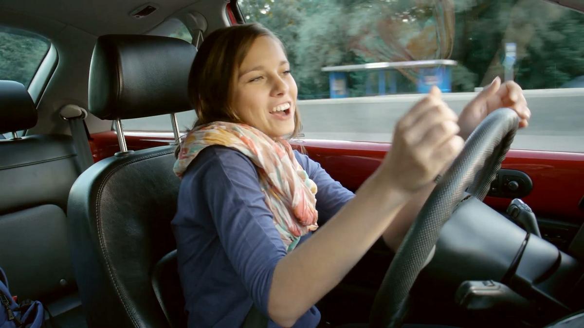 Nevyspalý řidič - zpěv