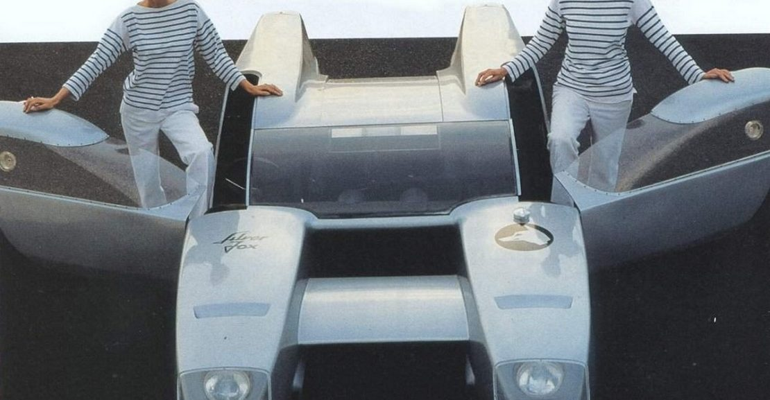 OSI Silver Fox - karoserie