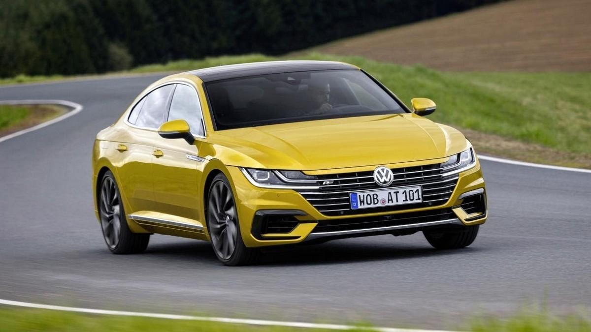 Volkswagen Arteon vyrobí Škoda