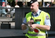 Policie - silniční kontrola