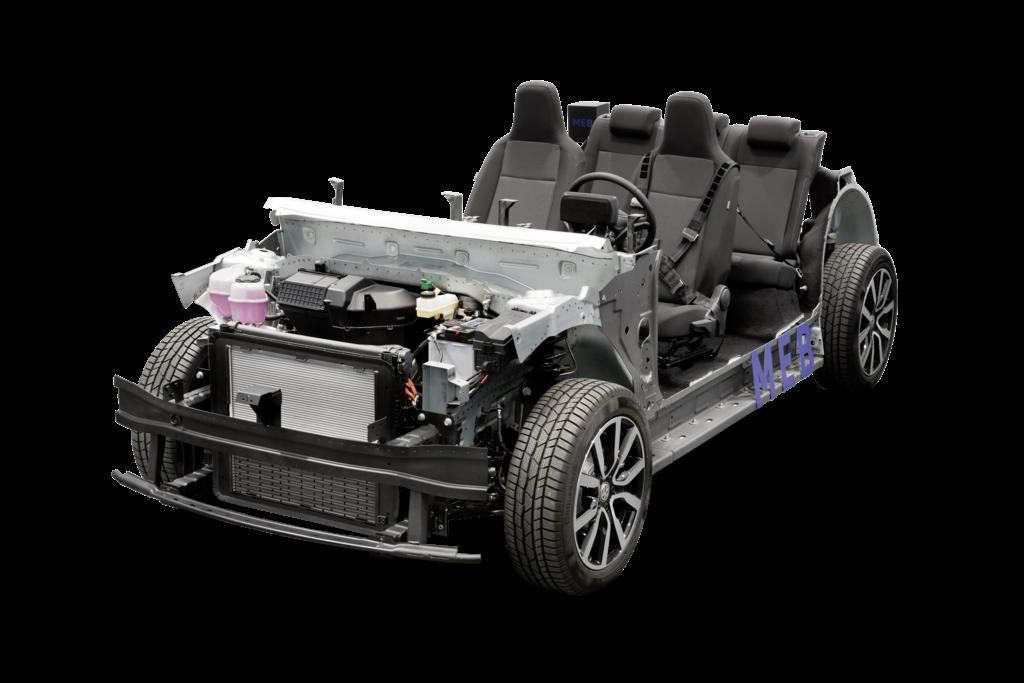 Volkswagen - nový podvozek