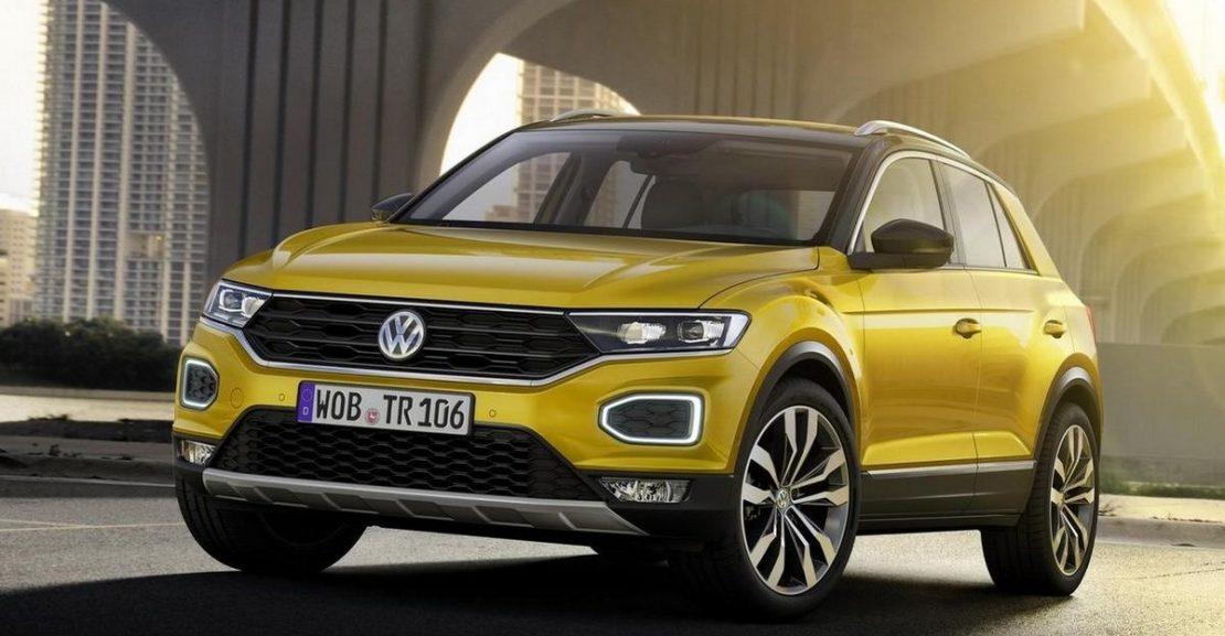 Volkswagen T-Cross - Česko