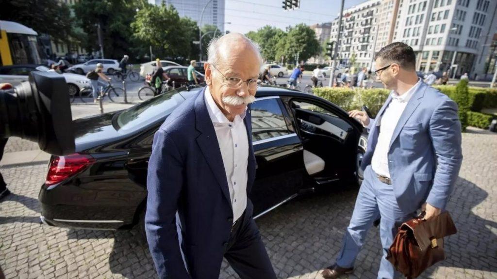 Dieter Zetsche - důchod