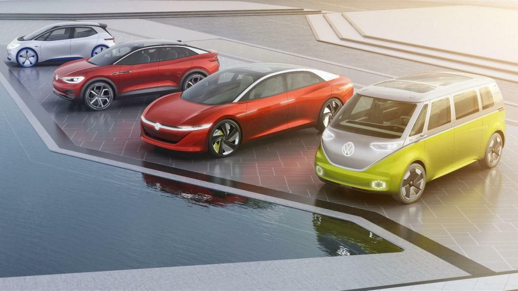 Volkswagen připravuje elektromobil pro každého