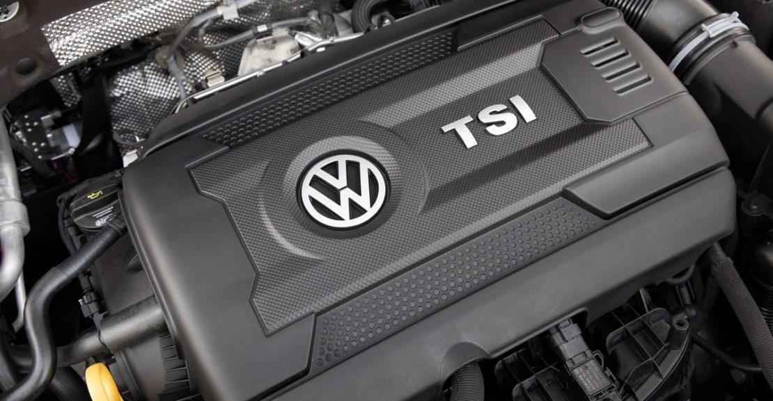 Volkswagen - spalovací motory