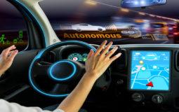 Auto - autonomní řízení
