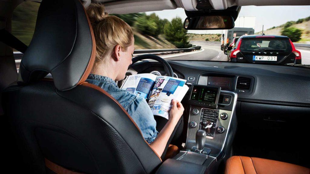 Jak je autonomní řízení bezpečné?