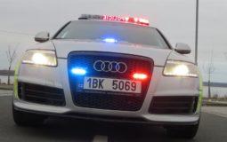 Policie Brno - Audi RS6