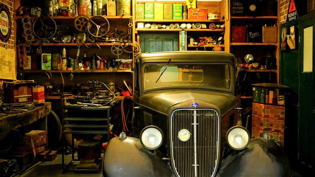 Při parkování v garáži v zimě hrozí koroze