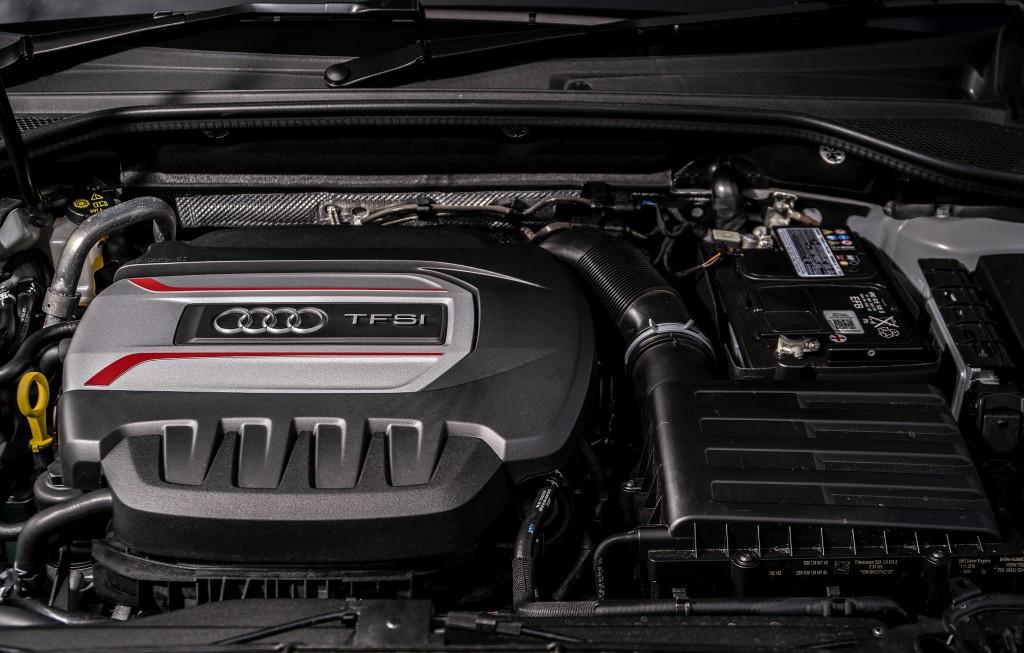 Motor Audi SQ2